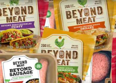 От производителя продуктов питания Beyond Meat ждут дальнейшего роста продаж