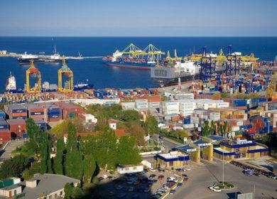 Украинские порты увеличили на четверть перевалку масличных в феврале