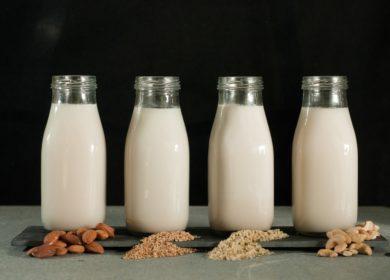 В марте спрос на растительное молоко в России вырос на 25%