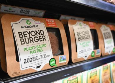 Beyond Meat начнет поставлять Beyond Burger 3.0 в магазины США в начале мая т.г.