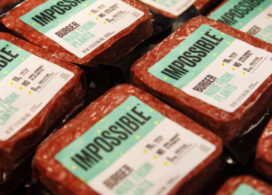 Impossible Foods запустила в продажу свинину на растительной основе