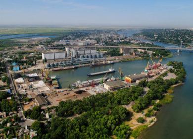 В середине апреля на отечественные суда было погружено более 56 тыс. тонн подсолнечного масла