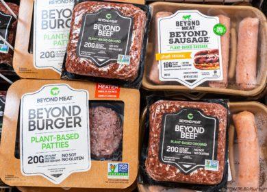 Beyond Meat представил свою продукцию на онлайн-платформе JD.com