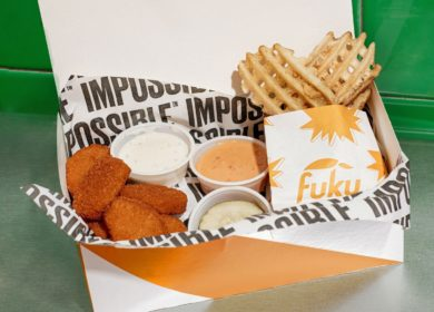 Impossible Foods запустили в США продажи наггетсов из растительного мяса