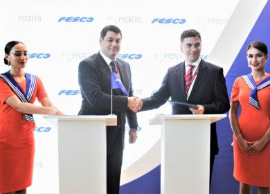 FESCO и Русагро изучат перспективы сотрудничества в области перевозки масложировой продукции
