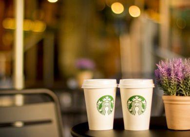 Starbucks убрал из меню «молочные» названия растительных напитков